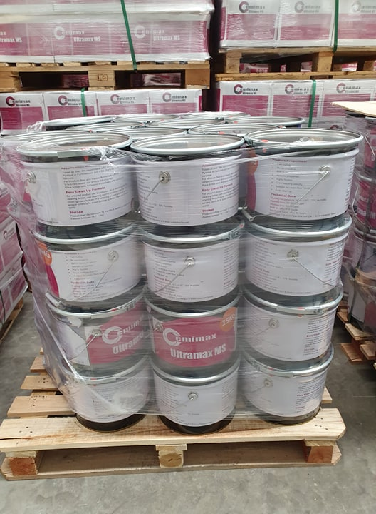 Ultramax MS Polymer Timber Flooring Adhesive 15kg Pails