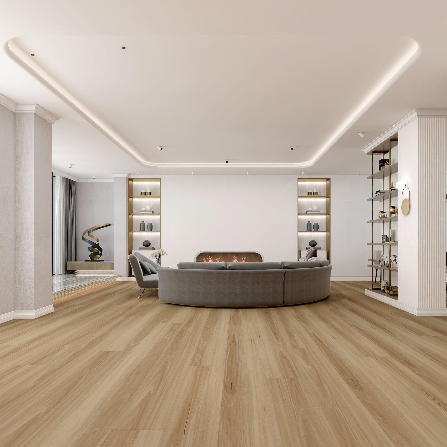 Topdeck Storm Luxury Hybrid Flooring New England Blackbutt - The Flooring Guys