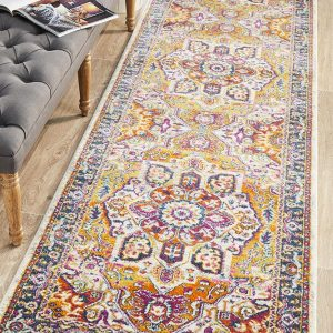 BLN-207-MULT-RU Modern Multi Rug - The Flooring Guys