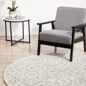 CRO-LYD-SIL-RO Contemporary Multi Rug - The Flooring Guys