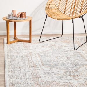 MAY-LOR-SIL Transitional Multi Rug - The Flooring Guys