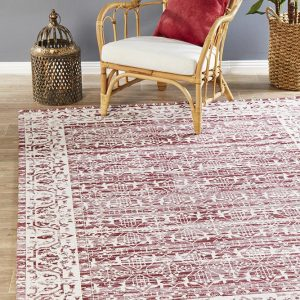 MGN-88-ROS Other Pink Rug - The Flooring Guys